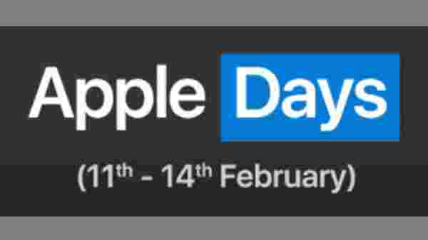 Flipkart Apple Days: Discount Offers On Apple iPhones Occasion Off Valentines Day
