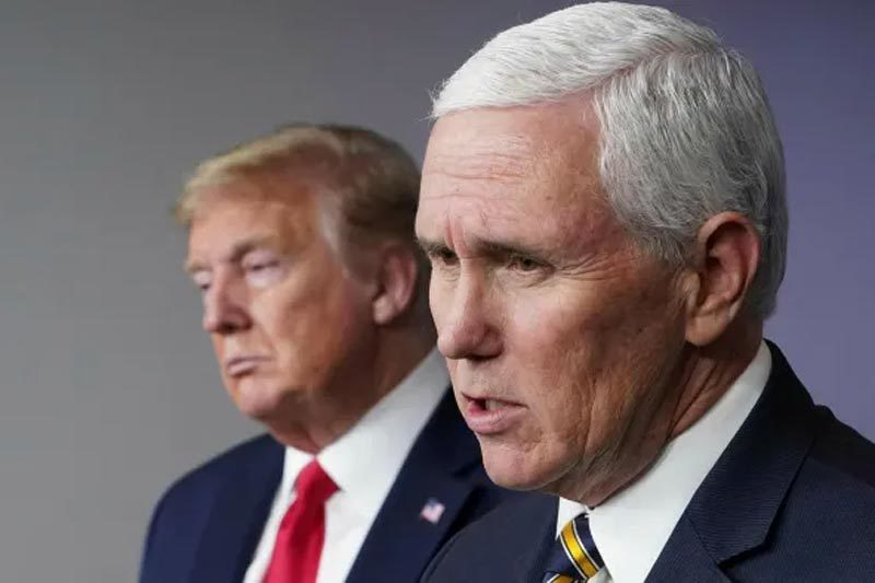 Former Vice President Pence revealed about his relationship with Mr. Trump