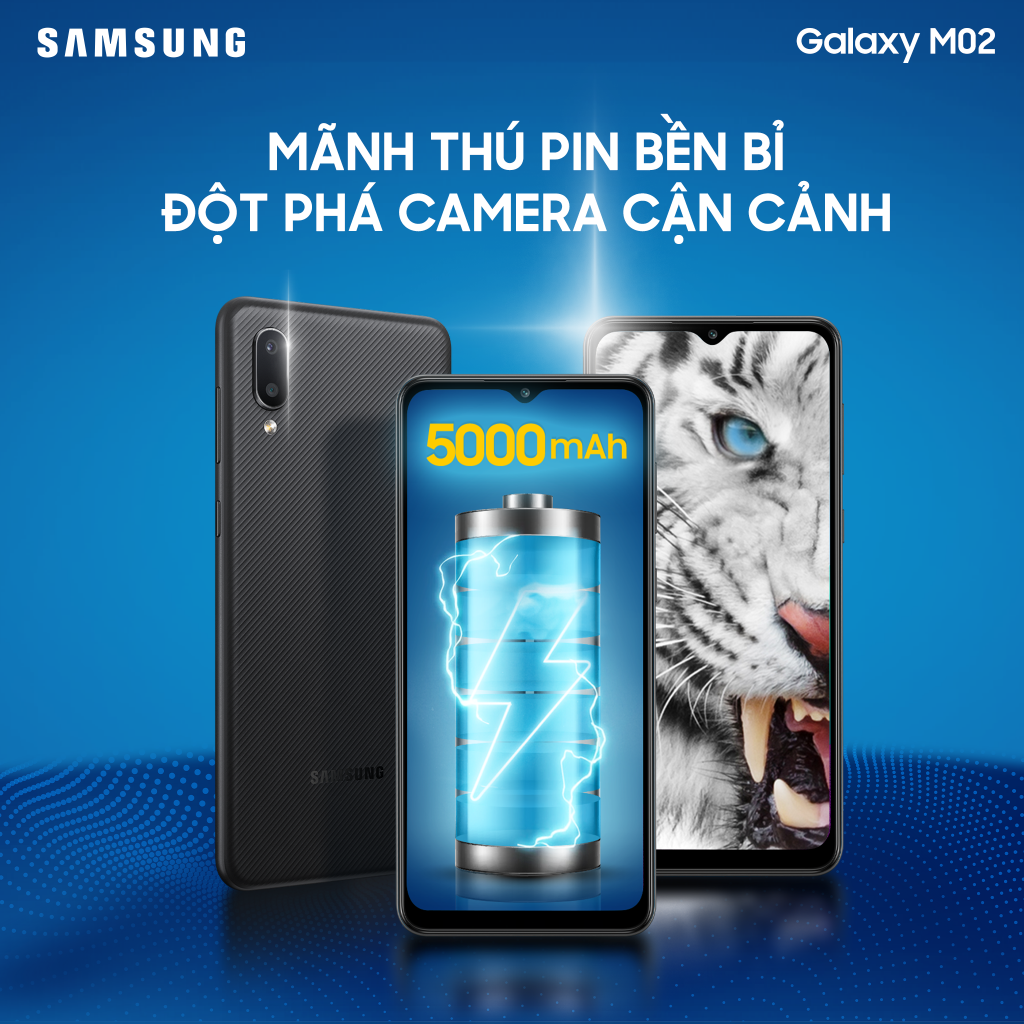 Sforum - Latest technology information site KV-not-shoppee-1024x1024-1 Galaxy M02 launched in Vietnam: Samsung's cheapest smartphone, only VND 2.4 million
