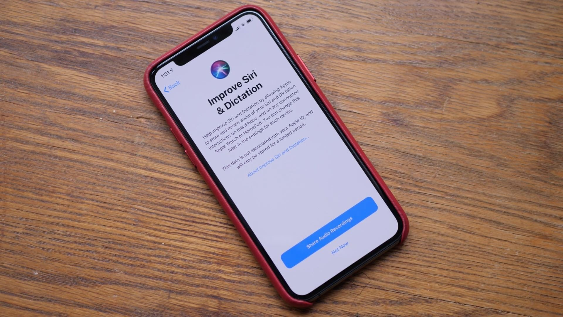Sforum - Latest technology information page bg-8 Instructions to disable and delete Siri history on iPhone