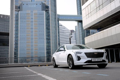 2021.01.31.  6,218 reads   [시승기] Outstanding presence and satisfaction'Cadillac CT6 AWD Platinum' Kaholic 16