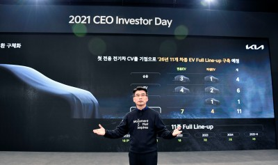 2021.02.09.  21,784 read Kia to launch 7 electric vehicles by 2026…  CV released in July The Drive 69