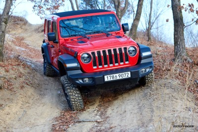 2021.02.10.  1,881 read The charm of winter off-road in Gangwon-do, Wrangler Rubicon test drive motor review 7
