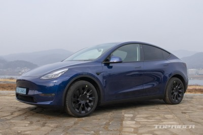2021.02.03.  27,842 read   [시승기] Tesla Model Y ends worrying about mileage in winter Toprider 52