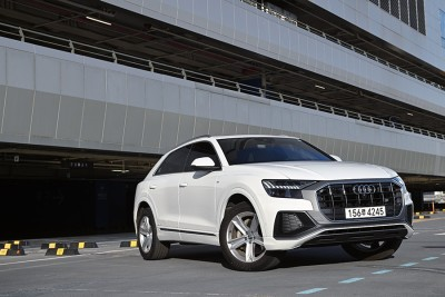 2021.02.03.  24,713 read   [자유로연비] Flagship SUV, Audi Q8 45 What is fuel efficiency with the freedom of TDI?  Catholic 60