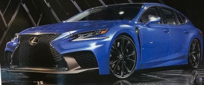 2021.02.07.  35,735 read'Three generations at the same time' Lexus unveils a high-performance model this year's design anatomy
