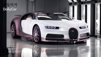 2021.02.16.  17,512 read Bugatti unveils one of the world's only'Cyron Sports' Daily Cars 23