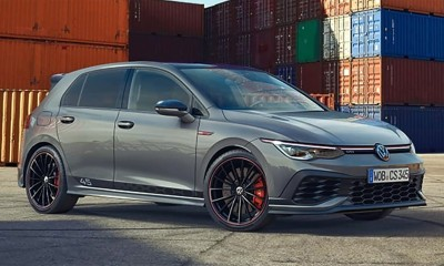 2021.02.25.  26,891 read'Oh!'  Volkswagen GTI 45th Anniversary Special Edition Leaked The Drive 34