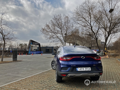 2021.02.04.  35,663 read   [시승기] Renault Samsung Motors XM3'SUV selected by 35,000 people for the first anniversary of domestic launch' Auto Herald 176