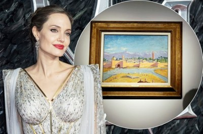 2021.02.06.  43,271 Read What is Angelina Jolie's 3.8 billion won painting at auction?  Red Friday 14