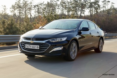 2021.02.22.  32,093 read The charm of the American midsize sedan, 2021 The New Malibu Turbo Test Drive Motor Review 160