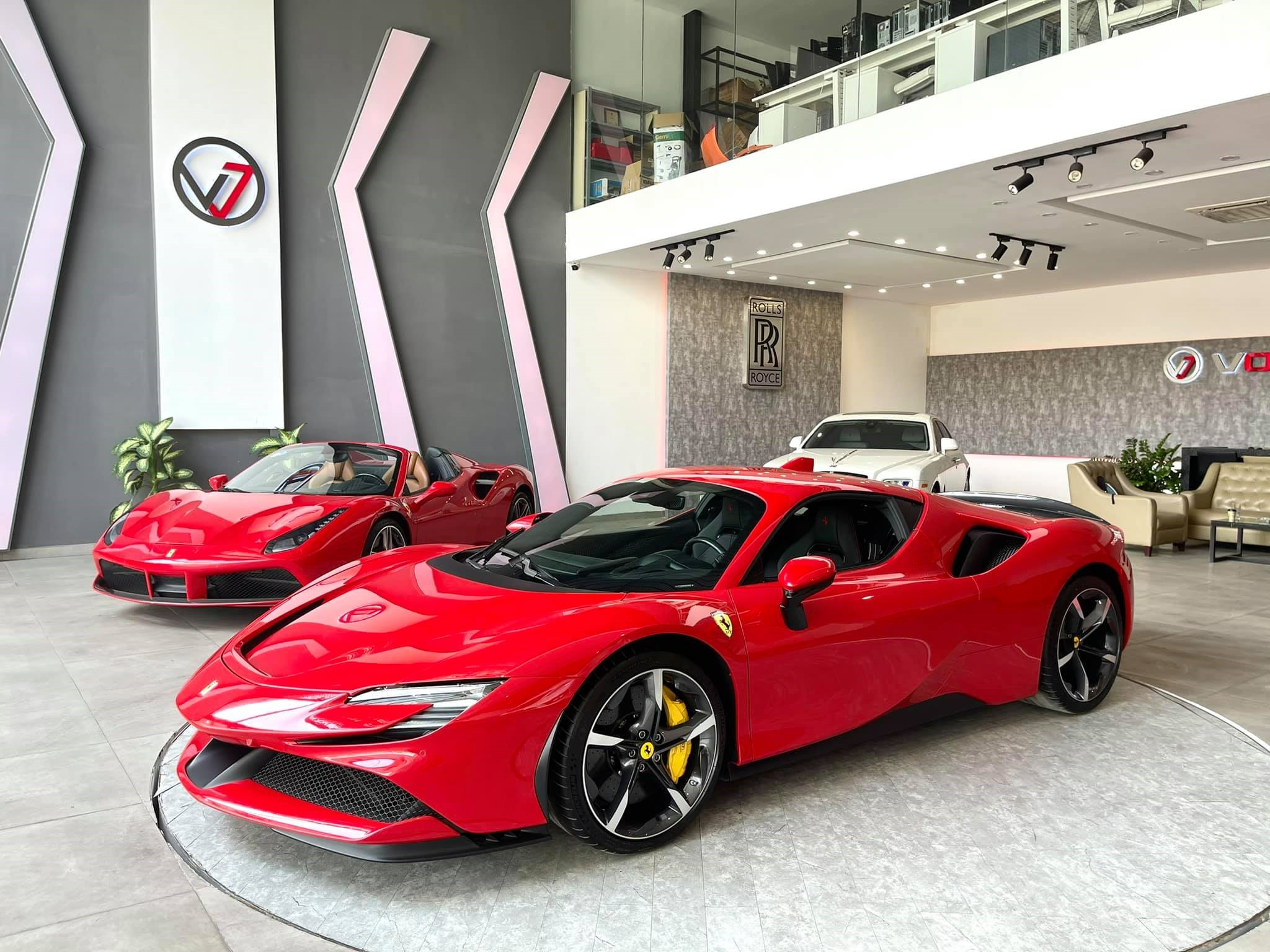 Is the Ferrari SF90 Stradale the world's fastest production car?