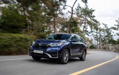 2021.02.08.  3,532 read Honda CR-V Hybrid Drive Story 4, electric car with engine sound