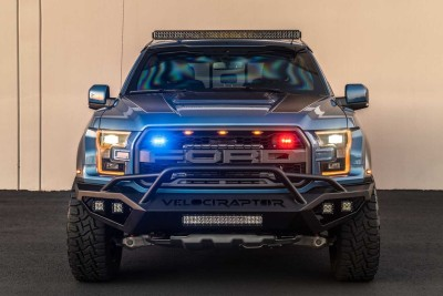 2021.02.04.  23,299 read Hennessy Velociraptor with'Invincible Pickup Truck' bulletproof function revealed Definecar 35
