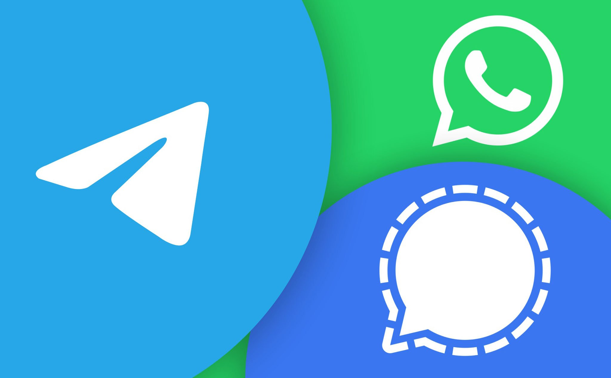 January 2021: Telegram becomes the most popular application in the world