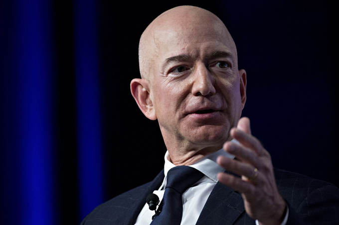 Jeff Bezos will leave the Amazon CEO position in the third quarter of this year