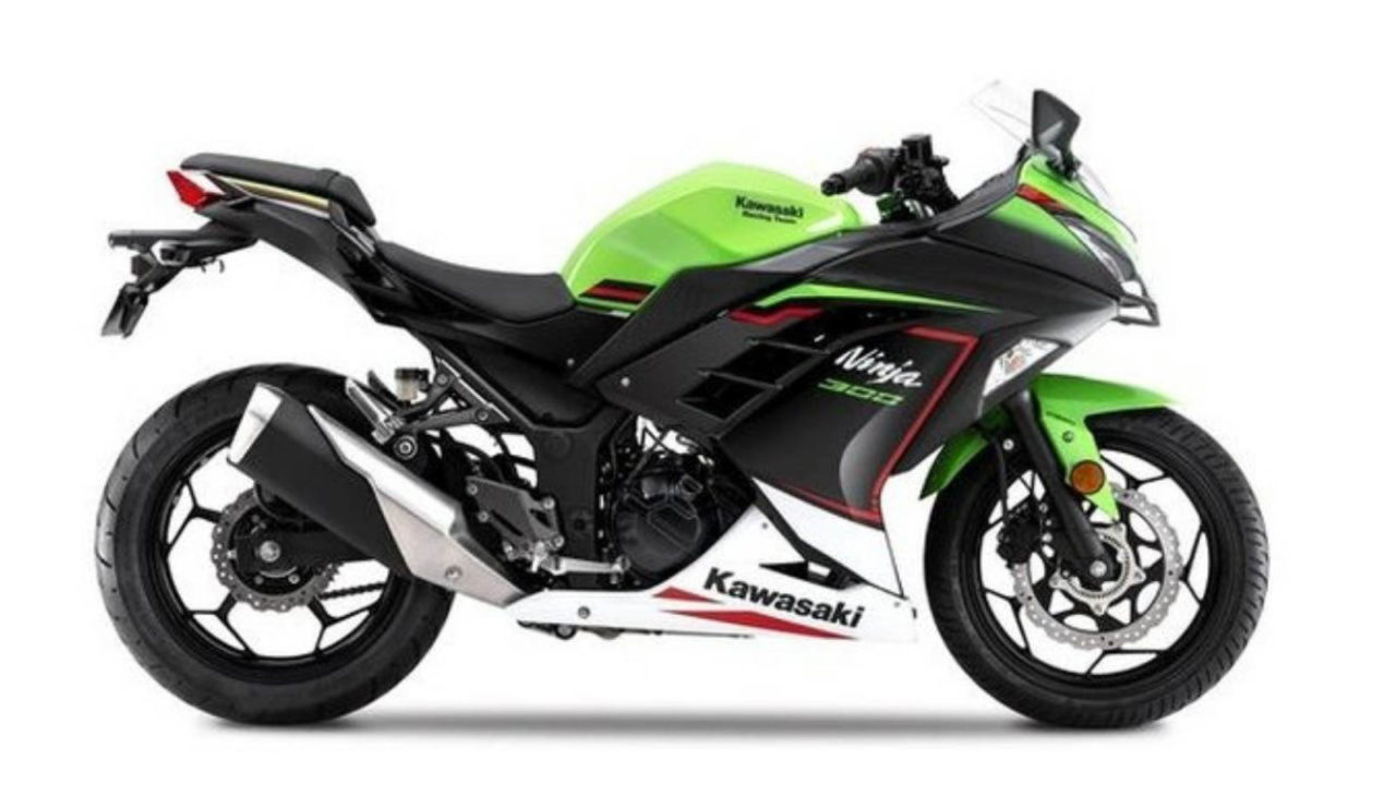 Kawasaki Ninja 300 2021 launched with impressive design and equipment, the new price is equal to Honda SH photo 1
