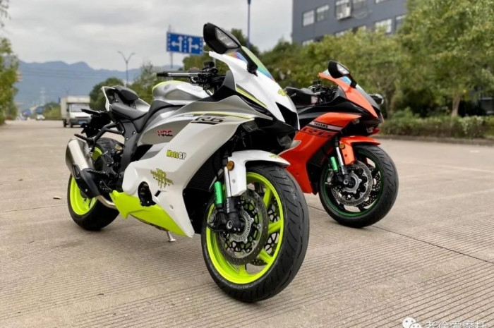 Yamaha launched a new super hand-held product: 2 times more power than the Yamaha Exciter, cheaper than the Honda SH photo 1