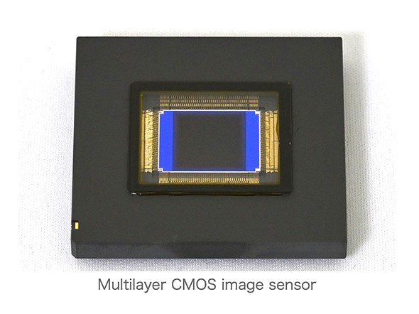 """Nikon develops 1""""-type square CMOS sensor that can capture HDR video at 1,000 fps: Digital Photography Review"""