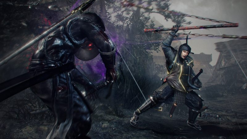 Review game Nioh 2 - The Complete Edition