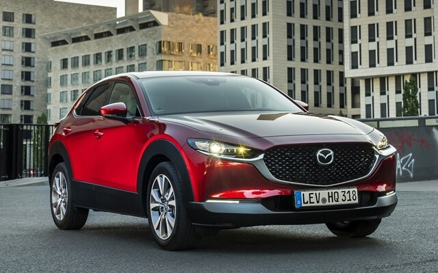 Not Honda, Toyota but Mazda is the most reliable brand image 1