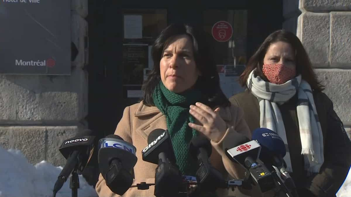 Person's error Valérie Plante calls for an independent investigation