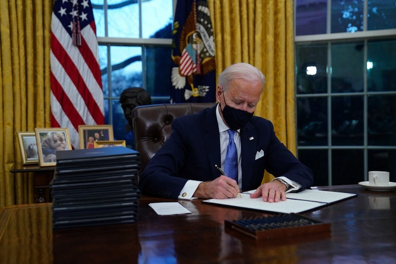 President Biden approved the arms deal of nearly $ 200 million
