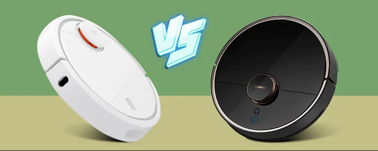 Review 3 most popular cheap robot vacuum cleaner
