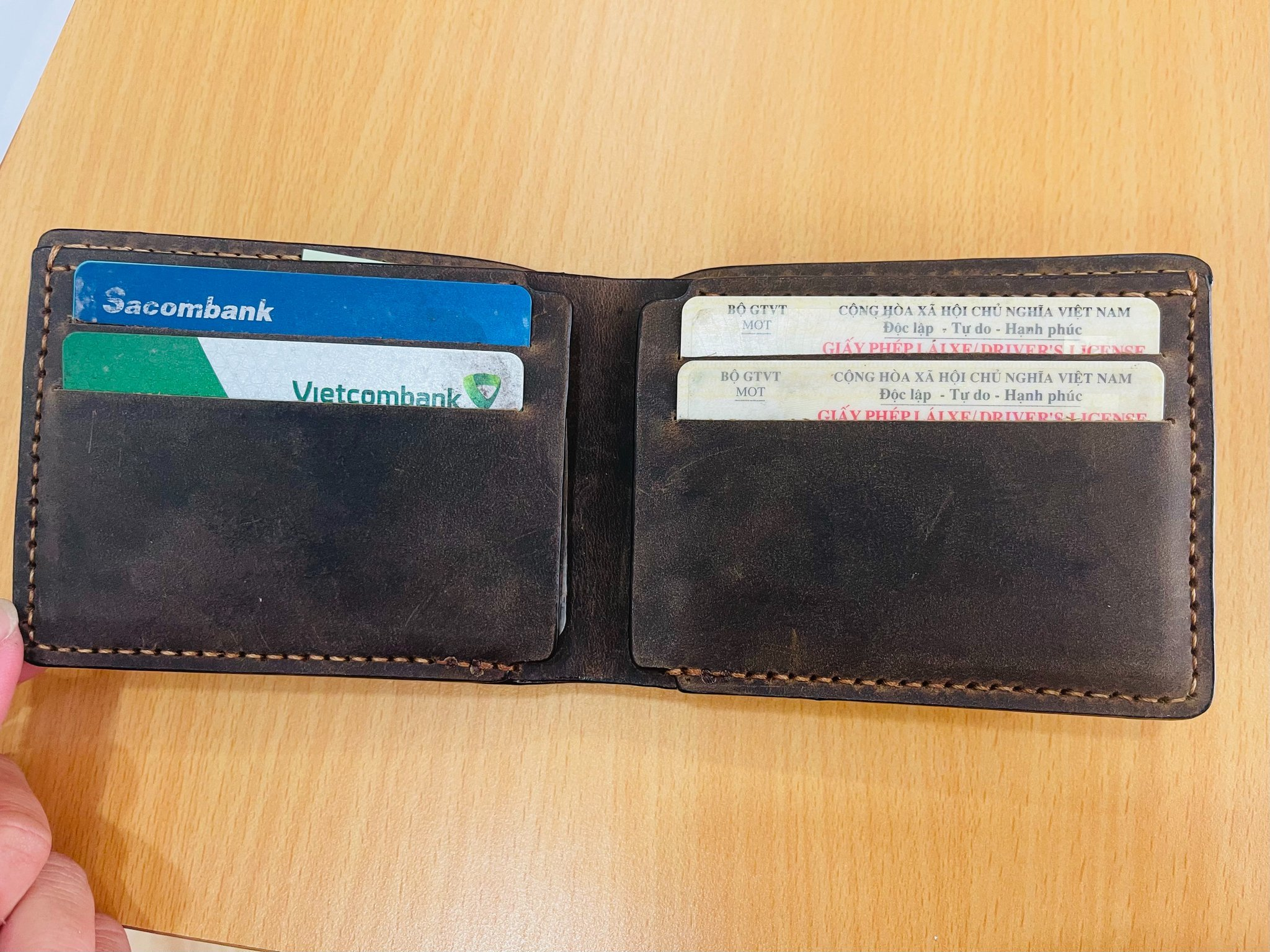 Review Lethnic Barm S Wallet