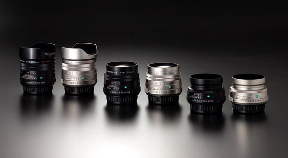Ricoh updates Pentax 31mm F1.8, 43mm F1.9 and 77mm F1.8 Limited lenses: Digital Photography Review