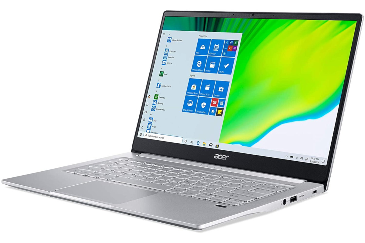 Save $130 on a sleek Acer Swift 3 laptop with Intel's latest inside