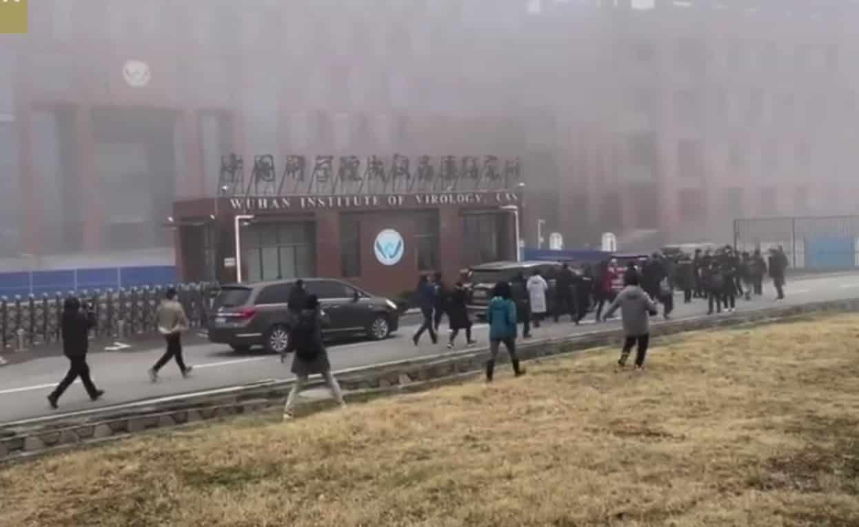 The US National Institutes of Health confirmed the Wuhan Institute of Virology is eligible for US funding