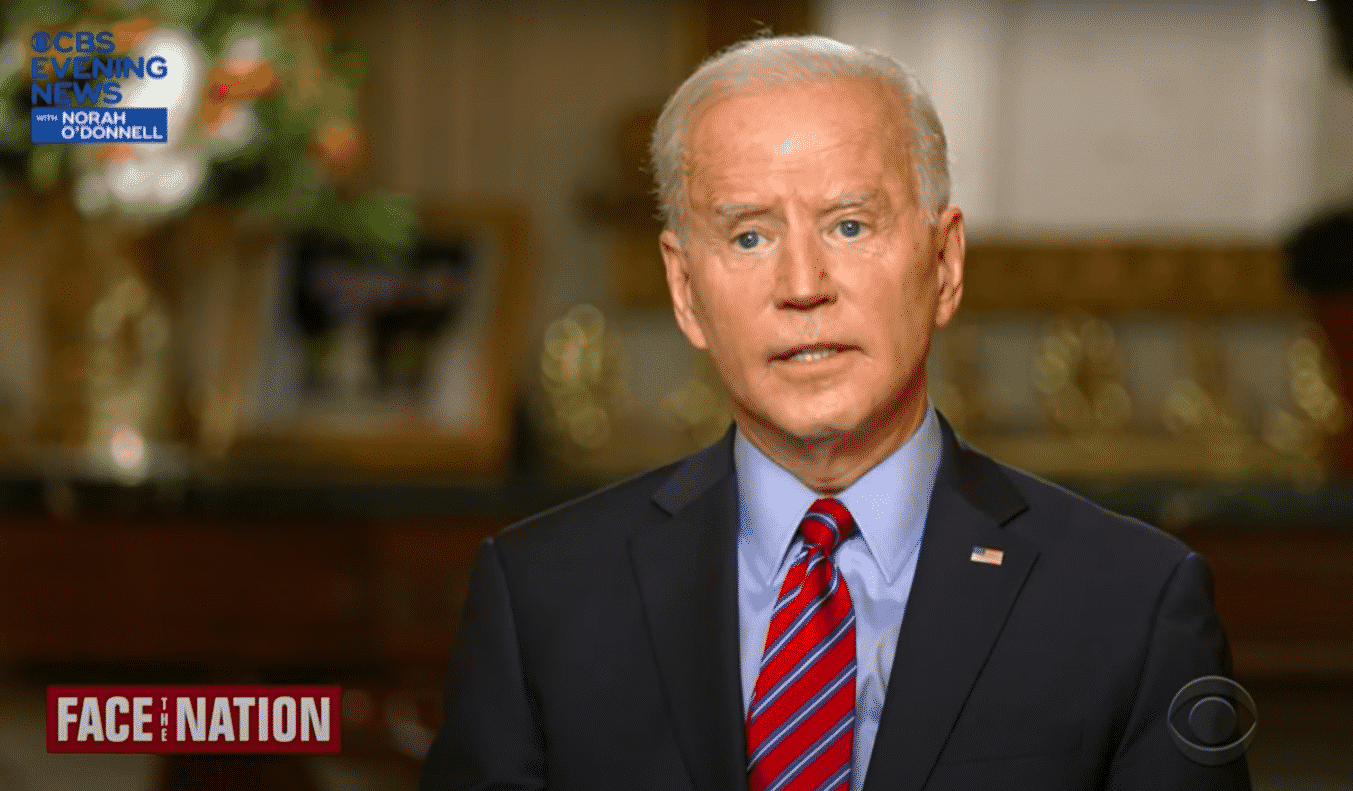 "Mr. Joe Biden does not want to create ""conflict relations"" with China"