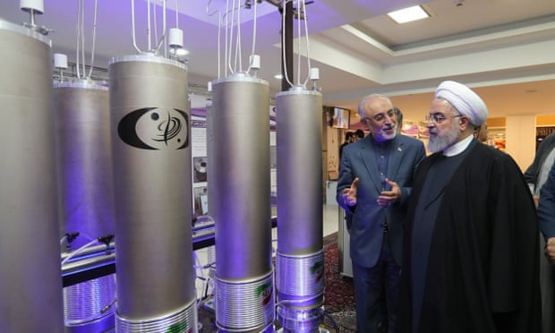 Sharp warning by Iranian official about promoting development of nuclear weapons - photo 1