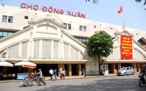 Shopee, phimmoi, Dong Xuan and Ben Thanh markets were accused by the US of selling counterfeit goods on a large scale
