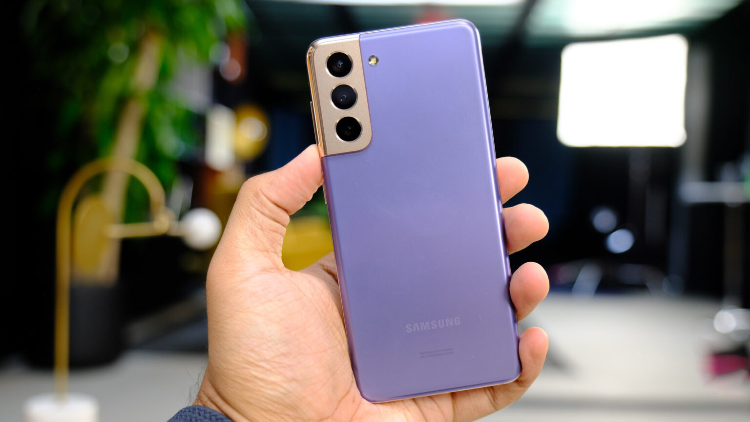 Sforum - Latest technology information page Galaxy-S21-Plus-3 Should you upgrade to Galaxy S21 + while using Galaxy S9 +?