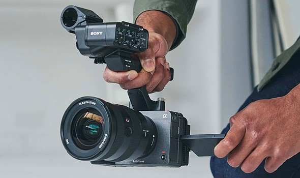Sony adds compact full-frame FX3 to Cinema Line: Digital Photography Review