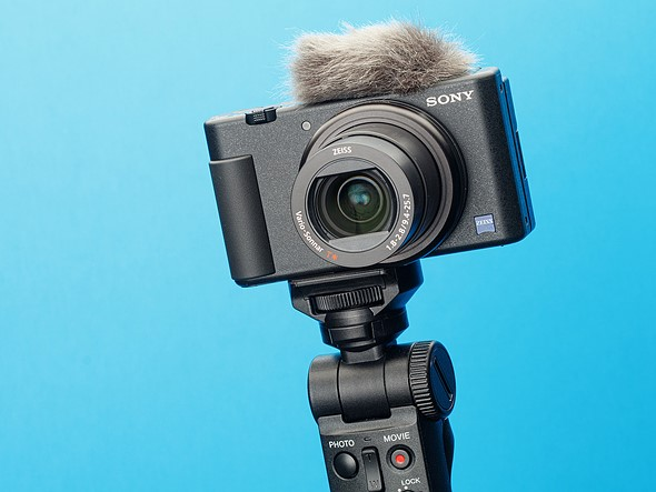 Sony's ZV-1 camera can now be used as a webcam over USB thanks to firmware version 2.00: Digital Photography Review