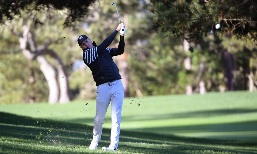 Spieth is getting back into form after a long decline.  Photo: USA Today