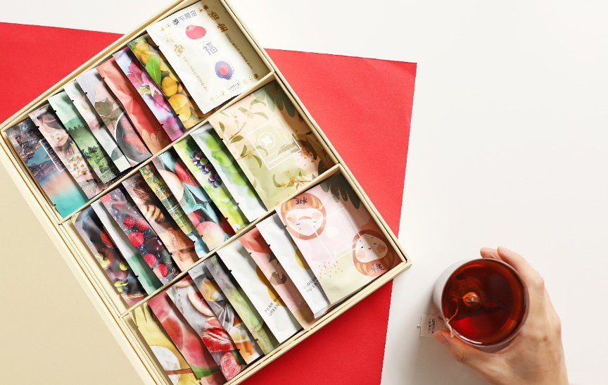 """Tea and fragrance 1+1>2, the tea lifestyle brand """"UMTEA Graceful Tea"""" uses Western-style blended tea to occupy the minds of young people"""