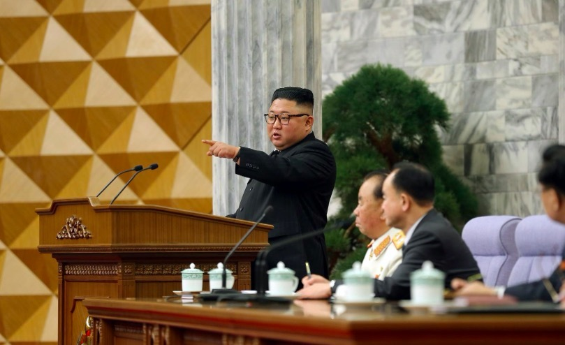 The North Korean leader fired the minister and criticized the cabinet