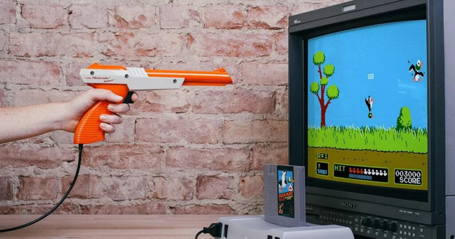 Decoding the legendary duck gun: The magic of childhood turned out to be surprisingly simple - Photo 1.