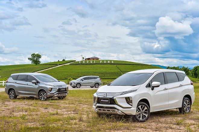 Mitsubishi Xpander reduced by tens of millions: Design 'blew' Toyota Innova, equipped with overflowing photos 1