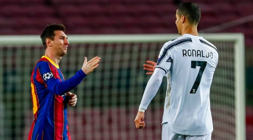 Messi and Ronaldo have made the competition of the century (Image: Getty)