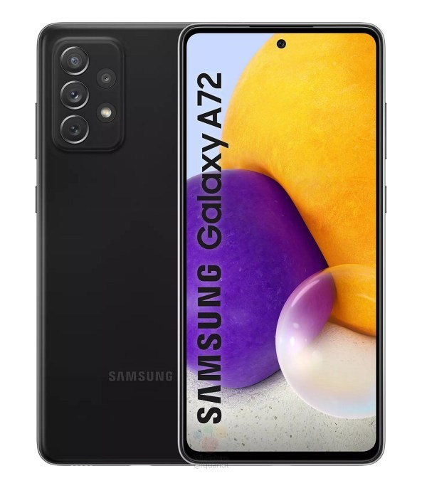 Sforum - Latest technology information page Samsung-Galaxy-A72-1613212605-0-5 This is Galaxy A72: Colorful back panel, new style camera design, running Snapdragon 720G chip, price 12.5 million VND