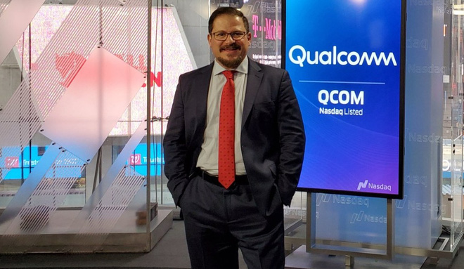 New boss Qualcomm: US sanctions against Huawei will help reduce chip shortages globally - Photo 1.