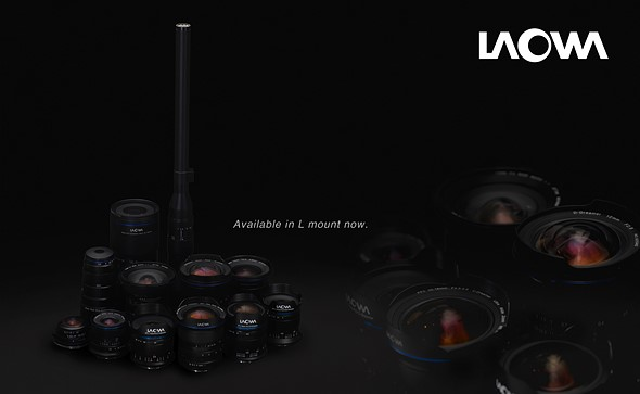 Venus Optics releases four Laowa lenses for L mount camera systems: Digital Photography Review