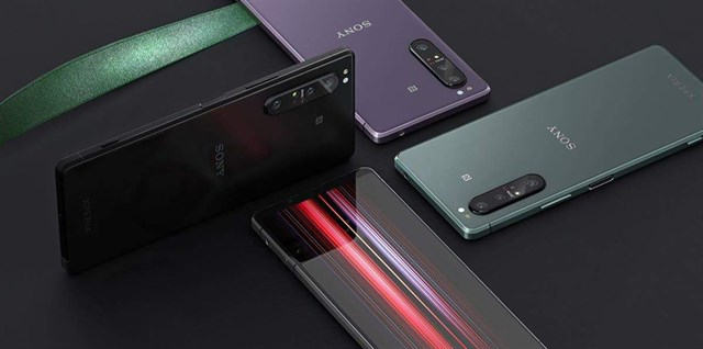 Sony Xperia 1 Mark III expectation: 120Hz screen, 6,000 mAh battery and will be sold in Vietnam genuine