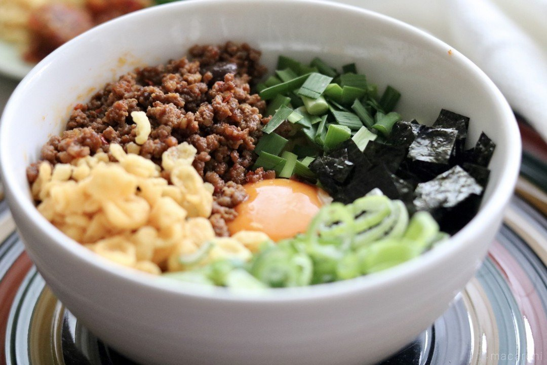 recipe A writer living in Nagoya teaches!Easy authentic spicy Taiwan mixed soba