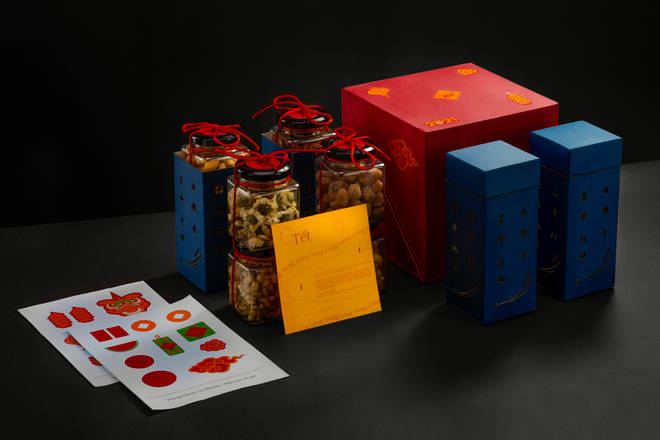 Preserve the beauty of Vietnamese New Year Gifts with the 4-minute reading project 'A Tet in Heart'